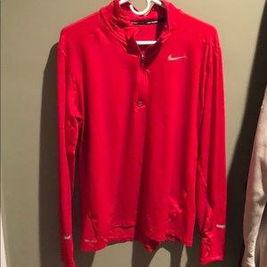 Nike Running Dri-Fit Quarter Zip